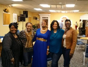 Ladies of Raise the Praise